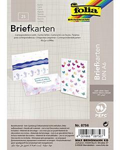 BRIEFKAART - POSTKAART FORMAAT A6
