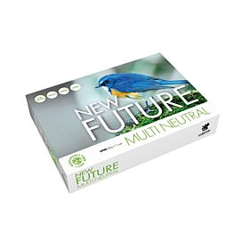 KOPIEERPAPIER - NEW FUTURE MULTI CO2 NEUTRAAL - A4 FT 80 GR