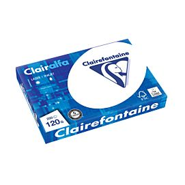 KOPIEERPAPIER - CLAIREFONTAINE - A4 FT 120GR - WIT (1952)