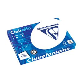 KOPIEERPAPIER - CLAIREFONTAINE - A3 FT 160GR - WIT (2619)