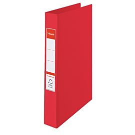 RINGMAP - ESSELTE - A4 FT 25 MM - ROOD (51)