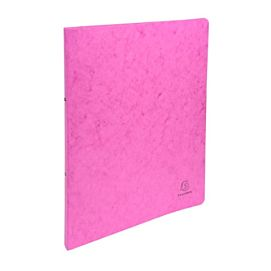 RINGMAP - EXACLAIR - GLANSKARTON A4 FT 15 MM - ROZE