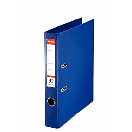 ORDNER PVC - ESSELTE - A4 FT 50 MM - BLAUW