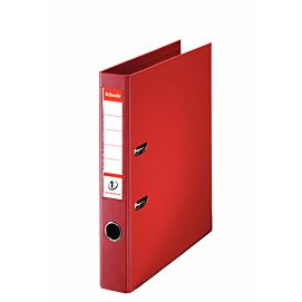 ORDNER PVC - ESSELTE - A4 FT 50 MM - ROOD