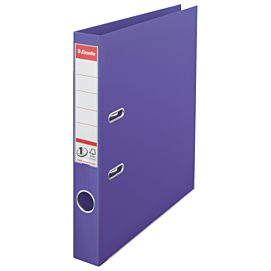 ORDNER PVC - ESSELTE - A4 FT 50 MM - VIOLET