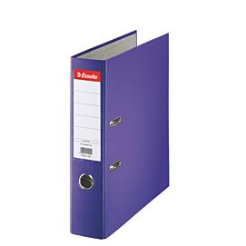 ORDNER PVC - ESSELTE - ECONOMY A4 FT 75 MM - VIOLET