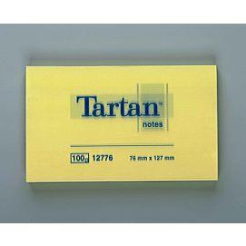 POST-IT NOTES - TARTAN - 127 X 76 MM