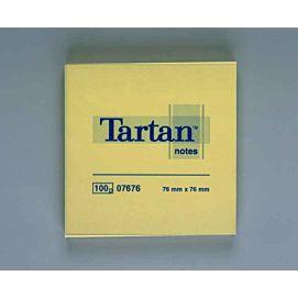 POST-IT TARTAN NOTES 76X76 MM