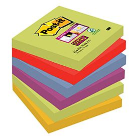 POST-IT NOTES SUPER STICKY 76X76 - MARRAKECH