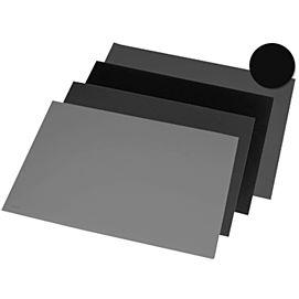 BUREAUONDERLEGGER - 40 X 53 CM - ZWART