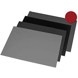 BUREAUONDERLEGGER - 50 X 65 CM - ZWART