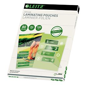 LAMINEERETUIS - LEITZ - A4 FT 100 MC