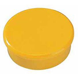 MAGNETEN 32 MM  geel
