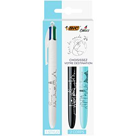 VIERKLEURENBALPEN - BIC - CUSTOMISE ME TRAVEL