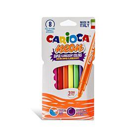 KLEURSTIFT - CARIOCA - Neon-VILTSTIFT
