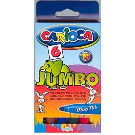 KLEURSTIFT 'CARIOCA' JUMBO '6'