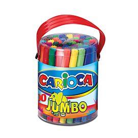 KLEURSTIFT 'CARIOCA' JUMBO pot