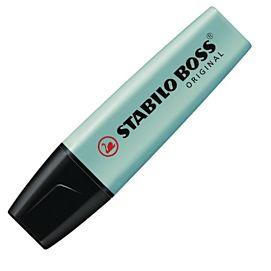 FLUO-STIFT stabilo BOSS Pastelblauw