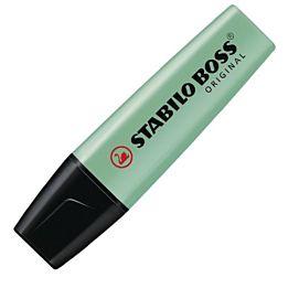 FLUO-STIFT -STABILO BOSS - PASTELGROEN (Mint)
