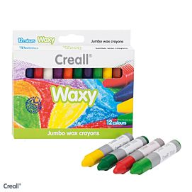 WASCO'S CREALL-WAXY - 12 stuks