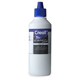 CREALL INDIAN TEKENINKT 500 ML ZWART