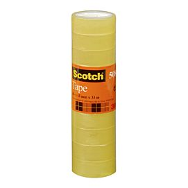 KLEEFBAND SCOTCH  (508) economy - 15MM X 33M