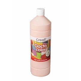 DACTA-COLOR PLAKKAATVERF (24) 1 LITER huidskleur