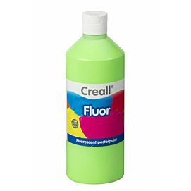 CREALL- FLUORVERF 500 ML groen