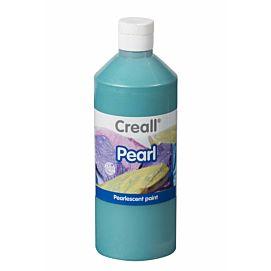 CREALL PEARL VERF 500 ML blauwgroen