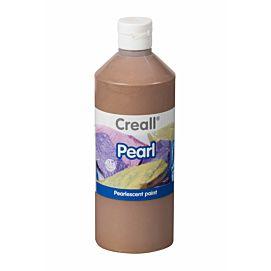 CREALL PEARL VERF 500 ML bruin