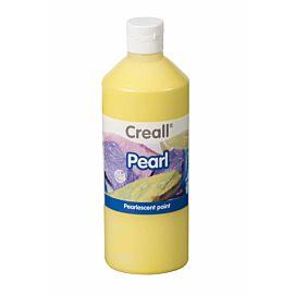 CREALL PEARL VERF 500 ML geel