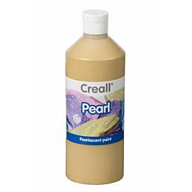 CREALL PEARL VERF 500 ML goud