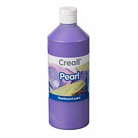 CREALL PEARL VERF 500 ML paars