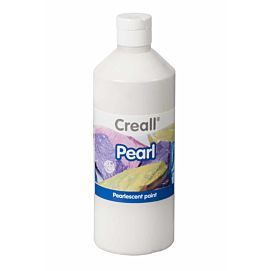 CREALL PEARL VERF 500 ML wit