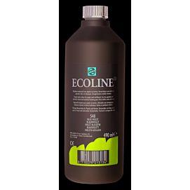 ECOLINE 490 ML kleine fles BLAUWVIOLET (548)