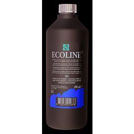 ECOLINE 490 ML kleine fles CITROENGEEL (205)