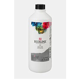 ECOLINE - 490 ML kleine fles - KOUDGRIJS  (717)