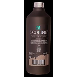 ECOLINE 490 ML kleine fles KOUDGRIJS
