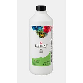 ECOLINE - 490 ML kleine fles - GROEN  (600)