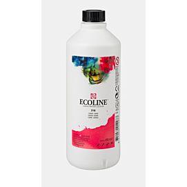 ECOLINE - 490 ML kleine fles - KARMIJN  (318)