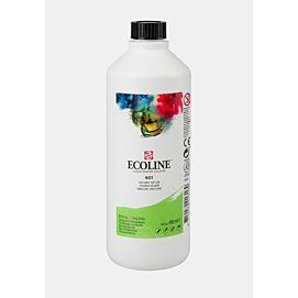ECOLINE - 490 ML kleine fles - LICHTGROEN  (601)