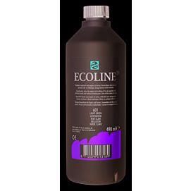 ECOLINE 490 ML kleine fles LICHTGROEN (601)