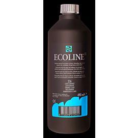 ECOLINE 490 ML kleine fles LICHTORANJE (236)