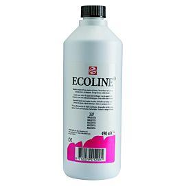 ECOLINE 490 ML kleine fles MAGENTA