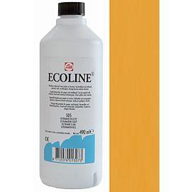 ECOLINE 490 ML kleine fles OKER (227)