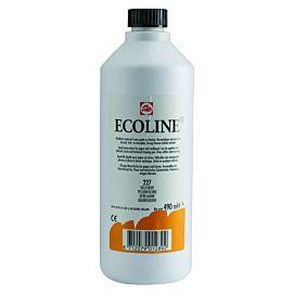 ECOLINE 490 ML kleine fles OKER