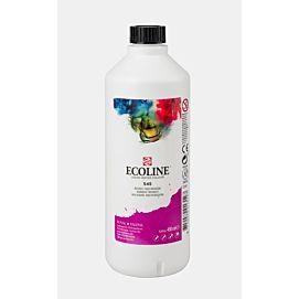 ECOLINE - 490 ML kleine fles - ROODVIOLET  (545)
