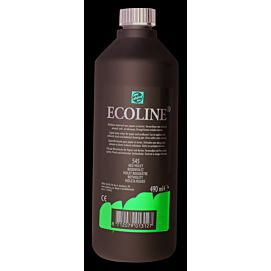 ECOLINE 490 ML kleine fles ROODVIOLET