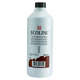 ECOLINE 490 ML kleine fles SEPIA