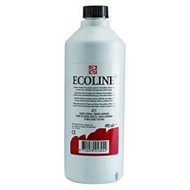 ECOLINE 490 ML kleine fles SIENNA GEBRAND